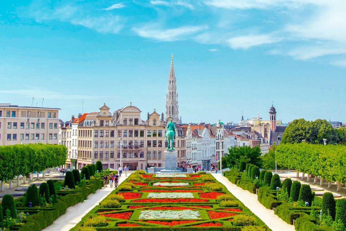 Visiter Bruxelles et Charleroi