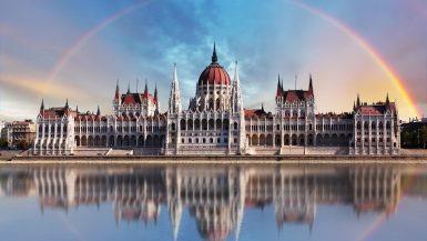 week-end à Budapest