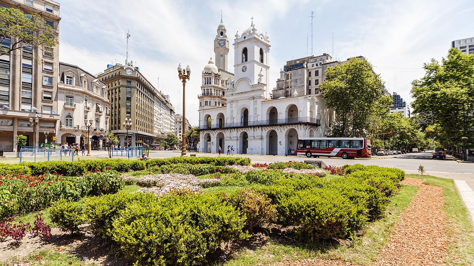 ville de Buenos Aires
