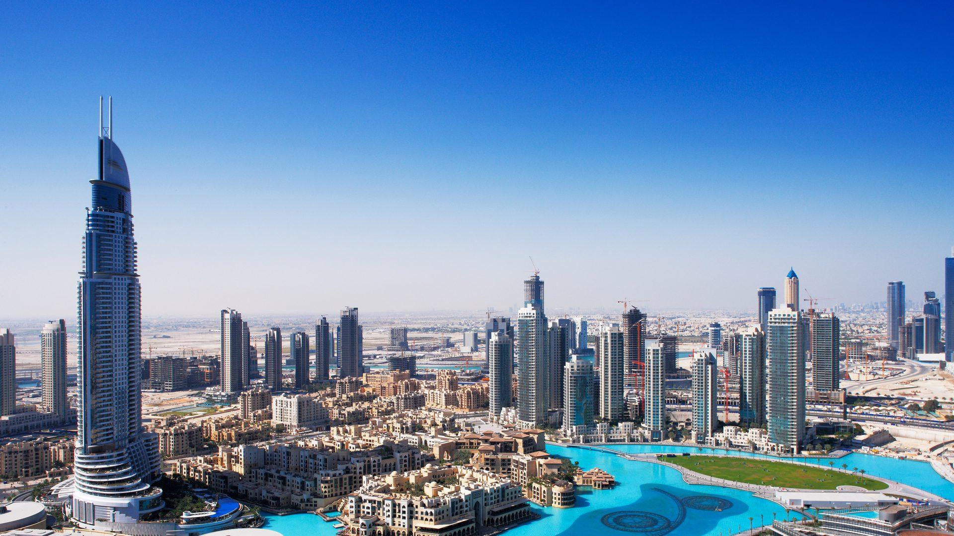 le Dubaï Mall